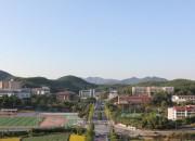 동국대 경주캠퍼스 전경