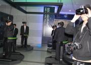 HMD 체험 중국 대표단 2