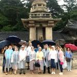 경북관광공사, 중국 산둥성 관광 관계자 팸투어 지원