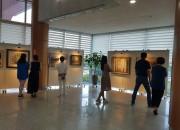 교육문화센터 우석홀 로비 전시 공간 사진 3