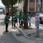 건천읍 새마을협의회, 환경정화활동 실시