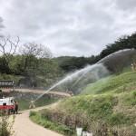 경주 양동마을, 목조문화재 화재예방 합동소방훈련 실시