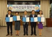 영천시 관광산업활성화 업무협약