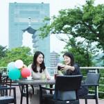솔거미술관 품은 카페'솔거랑'인기