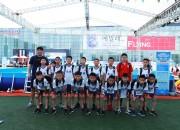4.중국 청더시 유소년축구단 선수 및 관계자들이 11일 경주엑스포를 여름풀축제를 방문했다