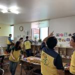 (주)한전KPS 월성3사업소, 외동열매지역아동센터 아동의 복지증진을 위한 사랑 나눔