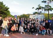 15일 2019경주세계문화엑스포에 독일 하노버 학생20명 등 단체관람객이 방문했다.