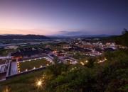 영천한의마을 야경 전경