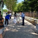 황남동 생활방역위원회 & 자율방재단이 함께하는 안전점검의 날