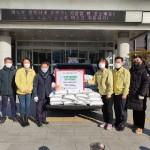 (사)한국쌀전업농경주시연합회, 사랑의 백미 80포 기탁