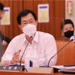 """이만희 의원, """"산림청 탄소중립계획은 산림파괴계획에 불과"""
