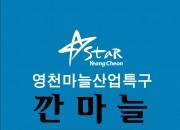 영천시) 깐마늘포장재 디자인 사진