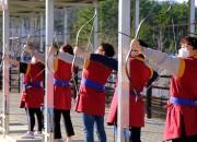 2 .경주시 화랑마을 명품 체험프로그램 '국궁'을 체험해 보세요